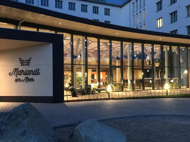 Hotel Prora Mariandl am Meer